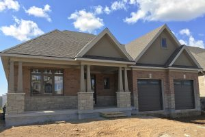 Just Listed! Distinctive Model Bungalow nearing Completion