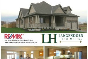 Langendoen Homes Breaks Ground at Lookout Point!