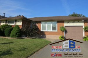 SOLD! 217 Wellington St., Welland $308,888