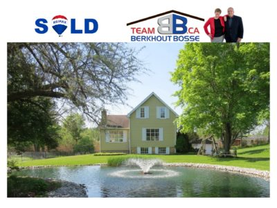 SOLD! 562 Canboro Rd., Fenwick
