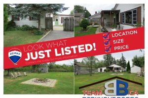 JUST LISTED! Country Living just Minutes from Fonthill!