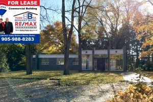 Commercial Building For Lease in Fonthill