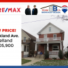 SOLD! 28 Oakland Ave., Welland
