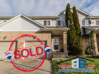 SOLD!   2 -25 Meadowvale Drive, Fonthill