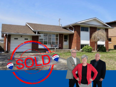 SOLD! 62 Classic Ave., Welland
