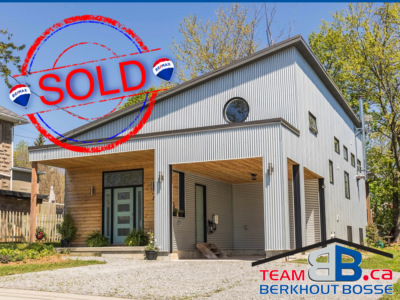 SOLD! 7 Port Robinson Rd., Fonthill